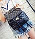 Рюкзак женский сумкм из кожзама Kaila Шарм, фото 2
