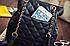 Рюкзак женский сумкм из кожзама Kaila Шарм, фото 8