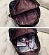 Рюкзак женский Kaila Style с пайетками, фото 3