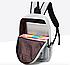 Рюкзак городской молодежный Kaila с пеналом Серый, фото 8