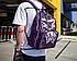 Рюкзак женский Kaila Butterfly городской Фиолетовый, фото 4