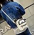 Рюкзак женский сумка мини Kaila Mickey Mouse Бежевый, фото 5