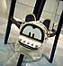 Рюкзак женский сумка мини Kaila Mickey Mouse Бежевый, фото 6