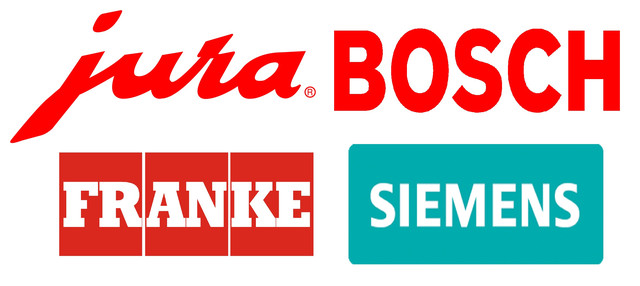 Franke Jura Siemens Bosch