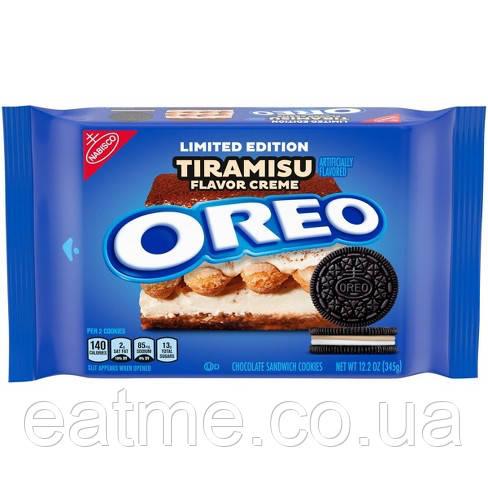 Oreo Tiramisu Шоколадное печенье с начинкой тирамису