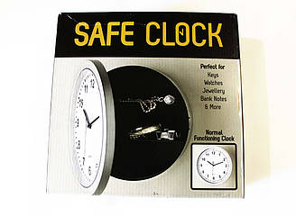 Настенные часы СЕЙФ SAFE CLOCL 25*25
