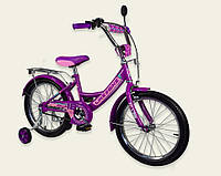 "Велосипед 2-х колёс 18"" 191817 Like2bike RALLY, фиолетовый"
