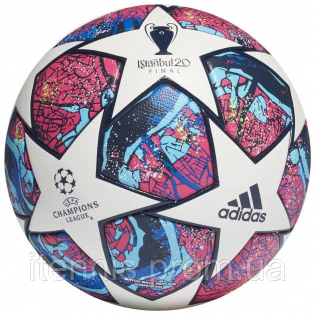 Футбольный мяч Adidas Finale Istanbul 2020 Competition size 5 NEW