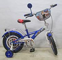 Детский двухколесный велосипед TILLY T-21425, Полицейский