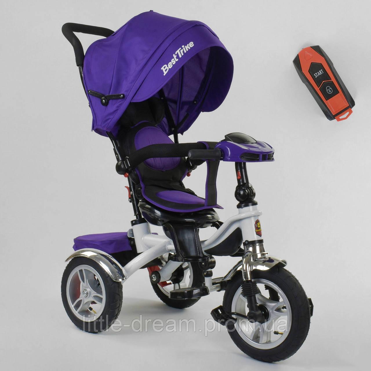 Трехколесный велосипед Best Trike 5890 / 85-975 Фиолетовый