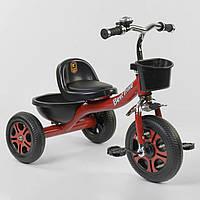 """Велосипед детский трехколесный """"Best Trike"""" LM-3577 Красный (колеса пена)"""