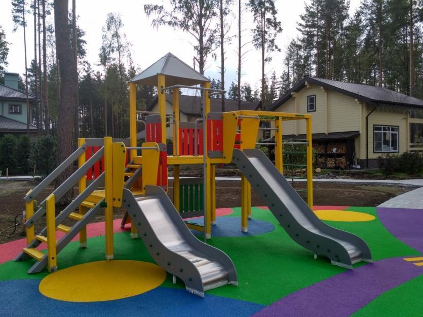 Детская площадка для улицы