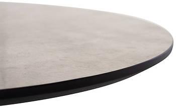Стол барный BT-01 D80*95(H) бетон TM Vetro Mebel, фото 3