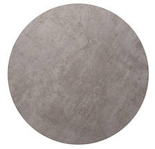 Стол барный BT-01 D80*95(H) бетон TM Vetro Mebel, фото 2