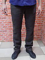 Джинсы мужские летние (льняные) Wrander коричневый лен размеры 31,32,33,34