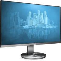 """Монитор TFT AOC 27"""" i2790Vq/bt 16:9 IPS HDMI DP MM Metallic Grey"""
