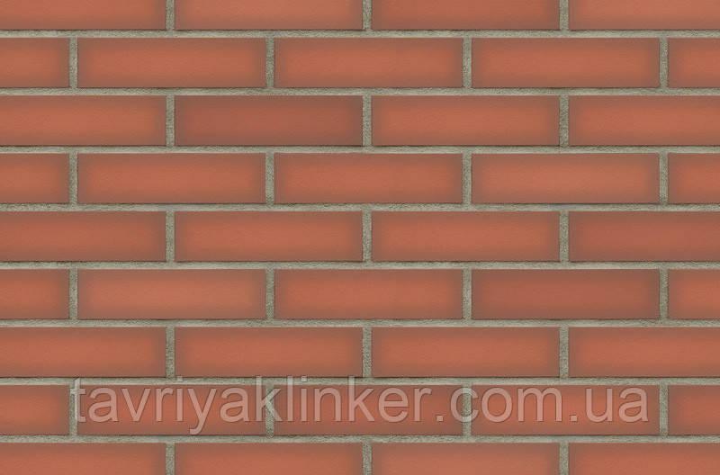 Плитка клінкерна облицювальна King Klinker (19) Рубінове полум'я 250х65х10