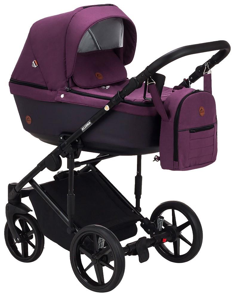Детская универсальная коляска 2 в 1 Adamex Amelia Tip AM227
