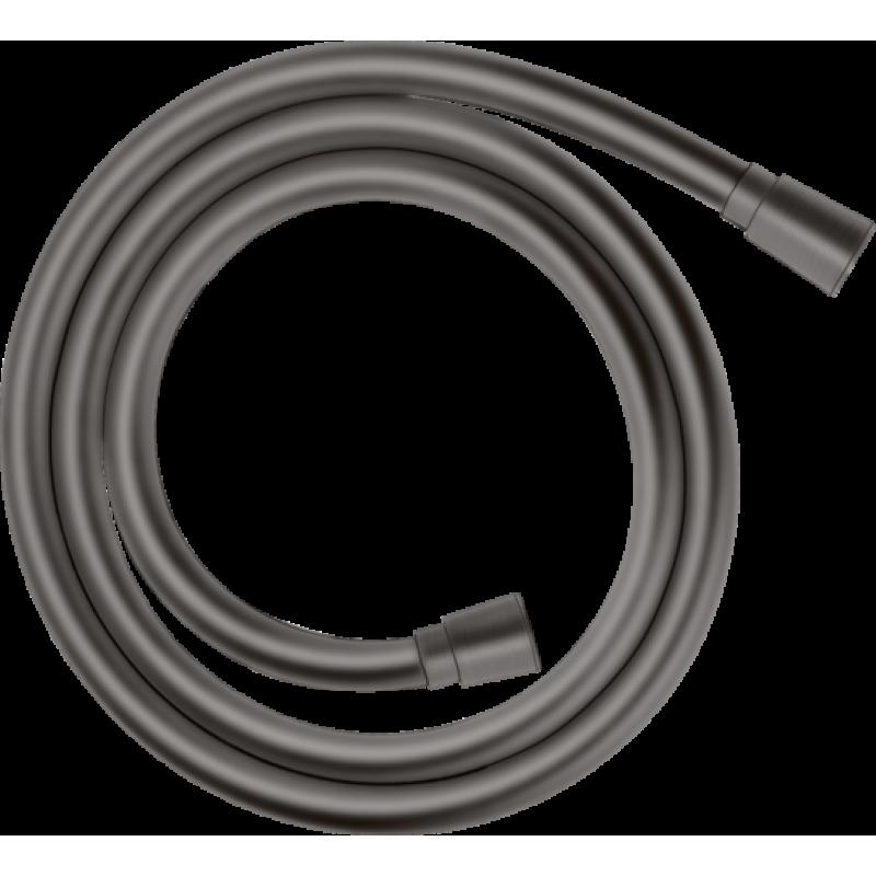Душевой шланг HANSGROHE ISIFLEX 160 см, матовый черный хром 28276340