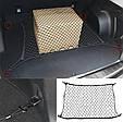 Универсальная СЕТКА в багажник автомобиля с крючками ( 70 х 70 см ), фото 4