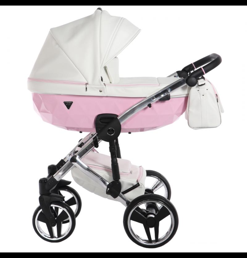 Детская универсальная коляска 2 в 1 Junama Candy 01