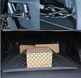 Универсальная СЕТКА в багажник автомобиля с крючками ( 70 х 70 см ), фото 6