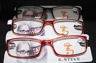 Очки для зрения с флексами . Диоптрии от -1,5 до -3,5