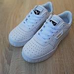 Жіночі кросівки Puma Cali (білі) 20052, фото 3