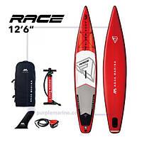 """Доска SUP Aqua-Marina Race-Racing 12.6"""" 3.81m"""