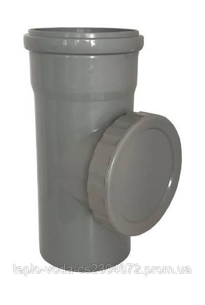 Ревізія 110 для каналізації Wavin