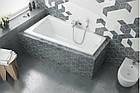 Ванна угловая Excellent Ava Comfort левая 1500x800 (WAEX.AVL15WH), фото 3
