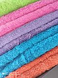 Пляжное махровое  полотенце 70 на 200 см Турция розовое, фото 2