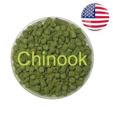Хмель Чинук (Chinook) α-12,8%
