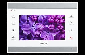 Відеодомофон Slinex SL-07IP (silver + white)