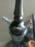 Кальян Matt Pear Черный Шарик цвет чёрный полный комплект, фото 5