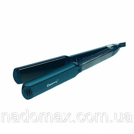 Выпрямитель гофре Gemei GM-2808W плойка   Утюжок выпрямитель с гофре для волос, фото 2