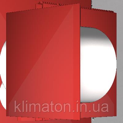 Вентилятор витяжний Dospel Veroni 120S Red