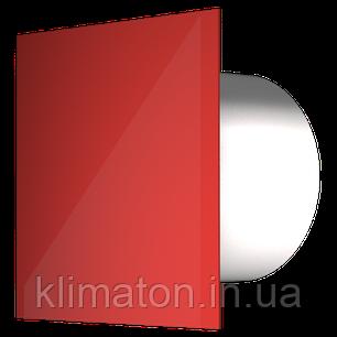 Вентилятор витяжний Dospel Veroni 120S Red, фото 2