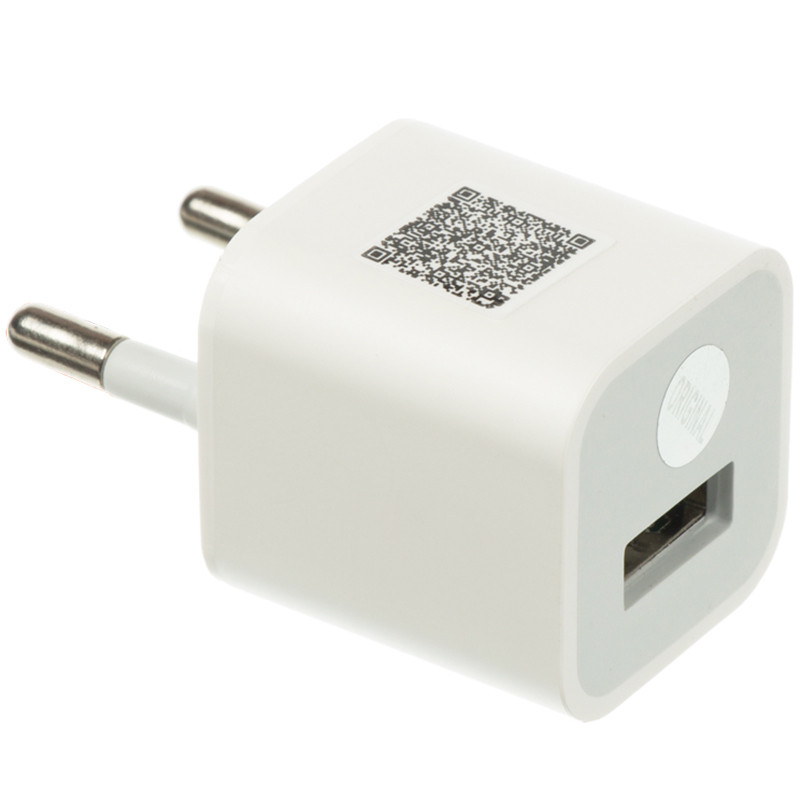 СЗУ для iPhone X,  A45, (1USB / 5W) (box)