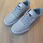 Жіночі кросівки Puma Cali (сірі) 20053, фото 6