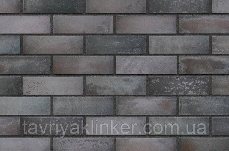 Плитка клінкерна облицювальна King Klinker (37) Чорний Джек 240х71х10