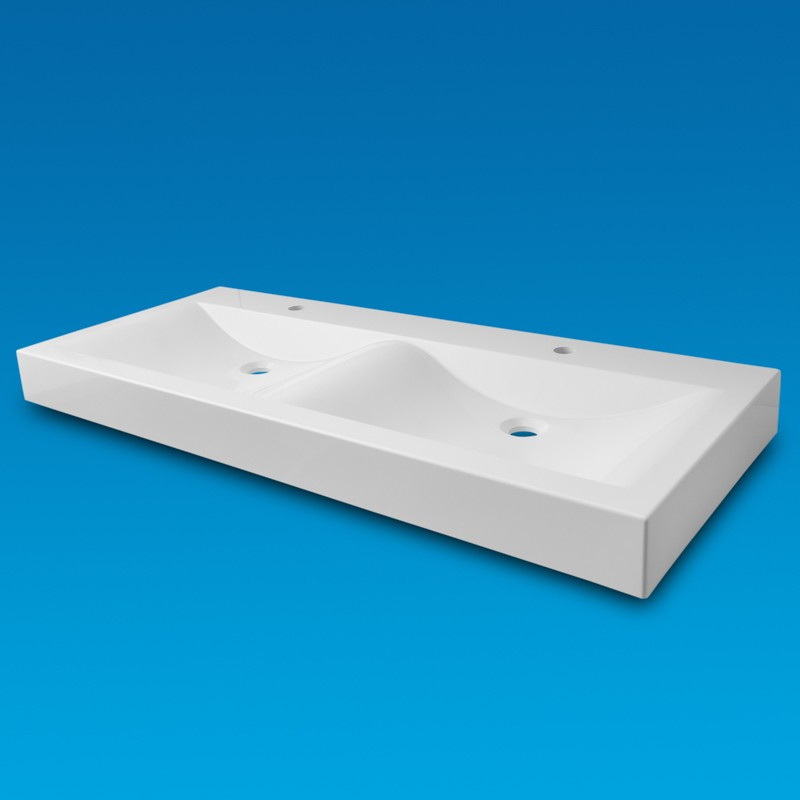 Умывальник Lily 1200 D торговой марки Fancy Marble