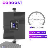 Усилитель мобильной связи GOBOOST LTE (DCS mini 2) 1800MHz DCS 4G 60dB, фото 1