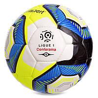 Футбольный мяч №5 .Лига 1 ( LIGUE 1)