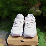 Женские кроссовки New Balance 574 (бледно-розовые) 20148, фото 3