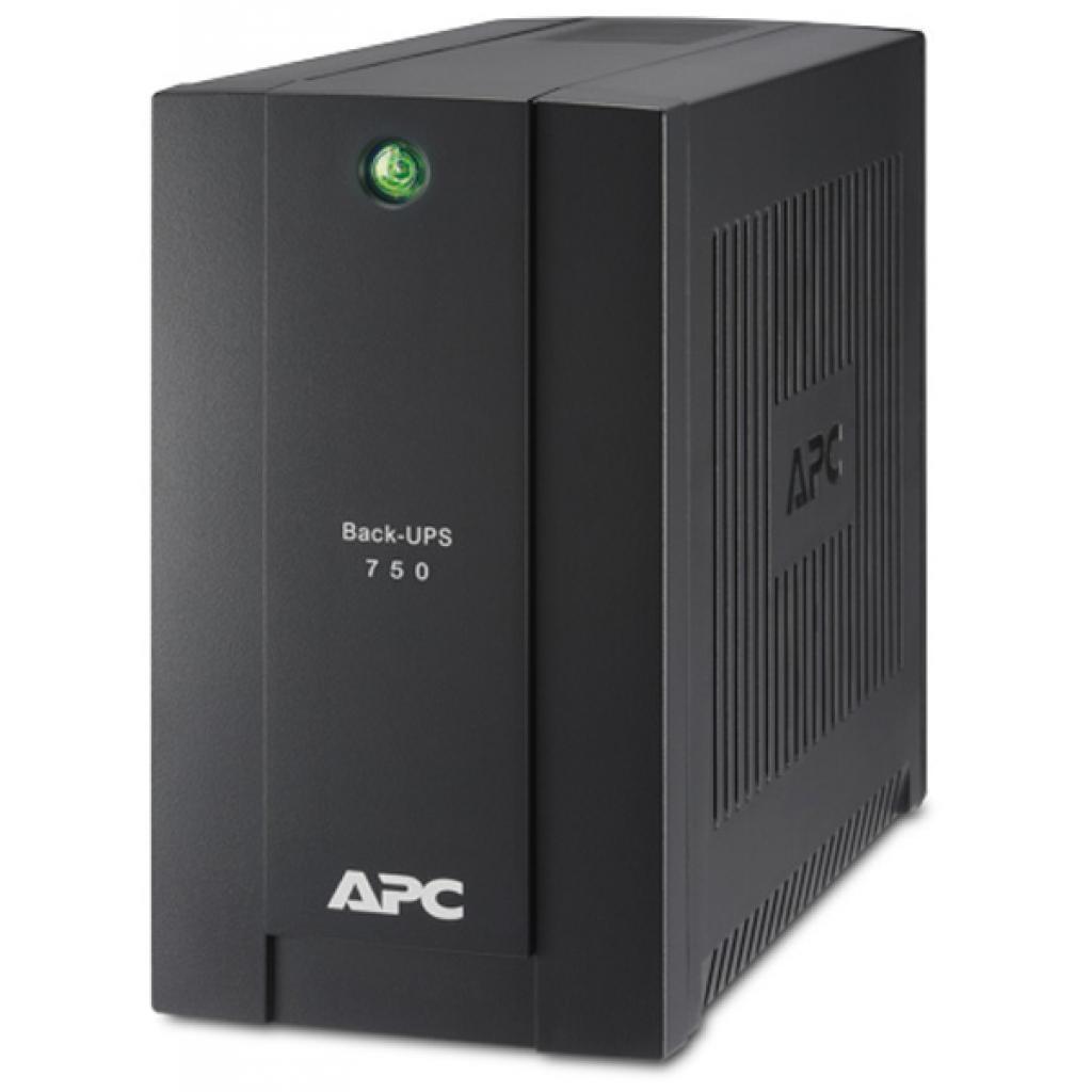 ИБП APC Back-UPS 750VA, Schuko (BC750-RS)