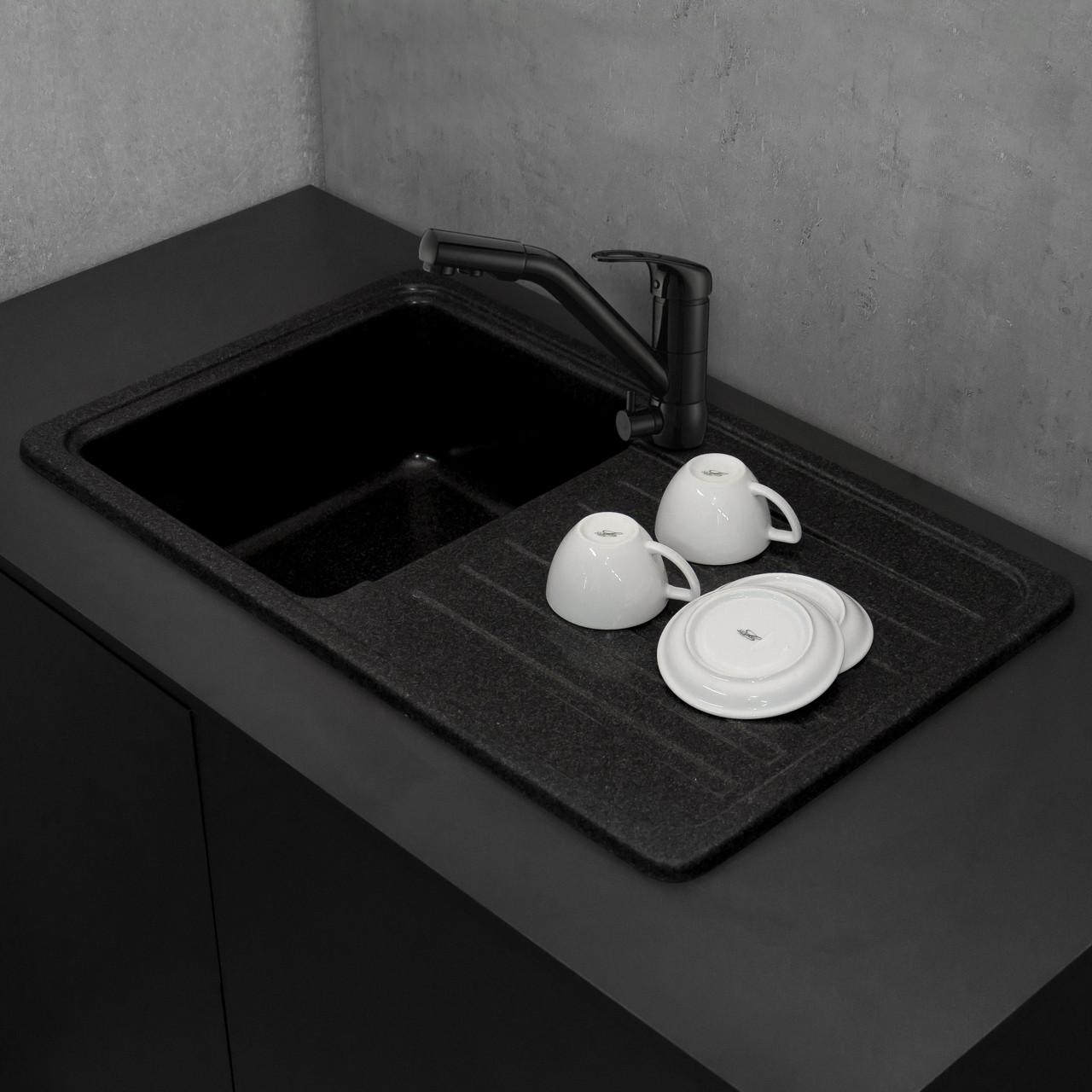Кухонная мойка Fancy Marble Versal