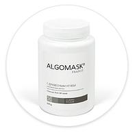 ALGOMASK Альгинатная маска с Древесным углем Charcoal Peel Off mask 200 г