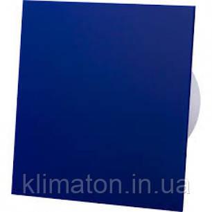 Вентилятор вытяжной Dospel Veroni Glass 100 S  Blue, фото 2