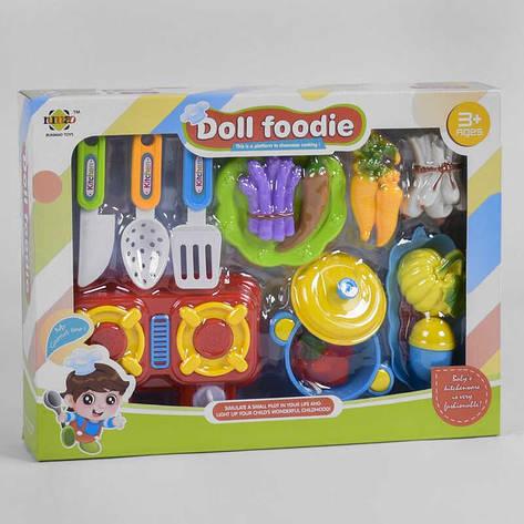 Набор посуды RM 191 В-4 (42/2) продукты, бытовая техника, в коробке, фото 2